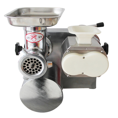Yijia 128A-850W Al-Mg alloy 129A-850W desktop cutter for dry grinding and stirring ground meat